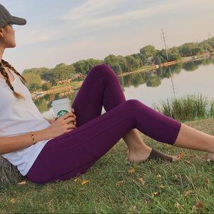 Victoria's Secret sport crop leggings